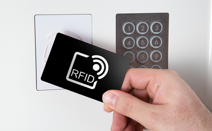 RFID authentification