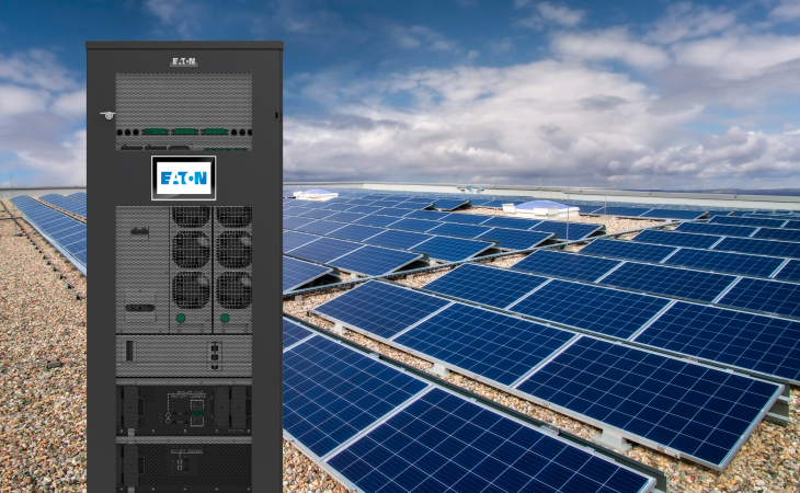 Eaton xStorage with PV installation